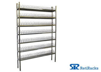 Reticle Storage Racks