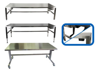 Adjustable Lift Tables