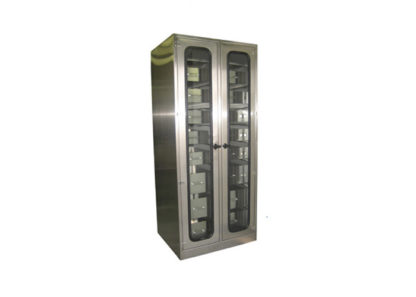 Semiconductor Cabinet Pass Through