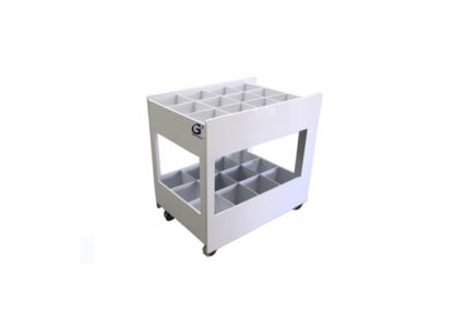Laboratory Chemical Cart